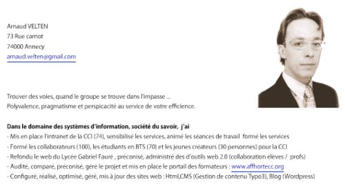 Arnaud Velten Communication Stratégie (Business Commando)